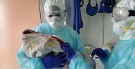 Коронавирусная инфекция у беременных и у молодых матерей в Атырау