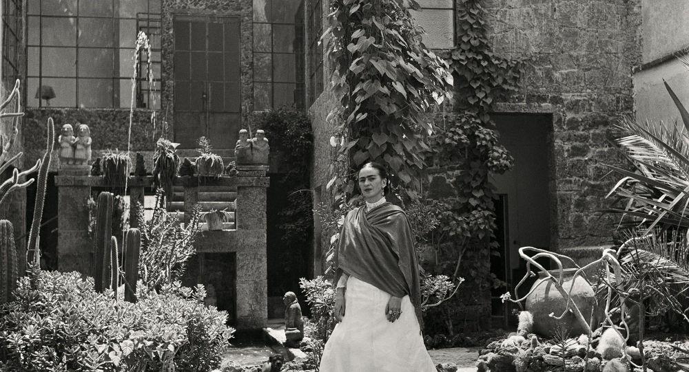 В доме Фриды Кало запустили виртуальный тур