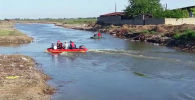Сначала дамба, потом дожди: юг Казахстана страдает от наводнений – видео
