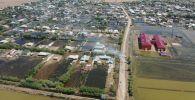 Мақтарал ауданындағы су тасқыны
