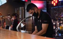 В Нур-Султане  после ослабления карантина открылись кафе