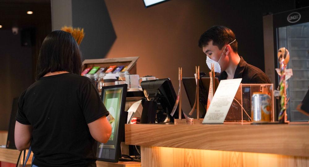 Кафе в условиях карантина