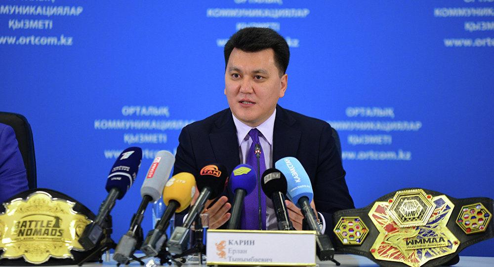 Ерлан Карин возглавил ТРК «Казахстан», Нурлан Коянбаев стал генпродюсером