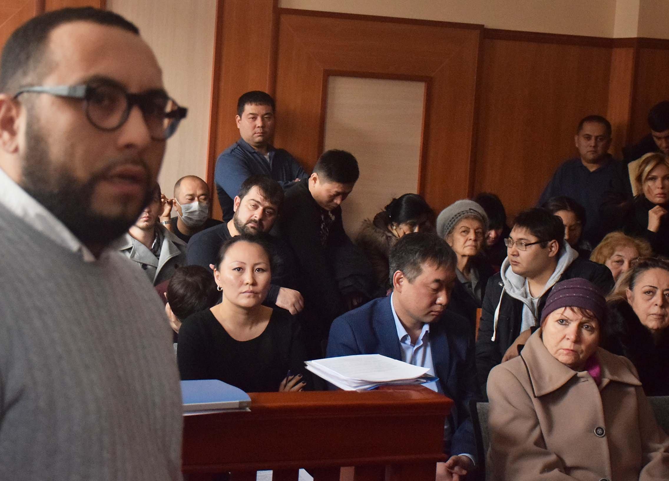 Апелляционный суд по делу Лилии Рах