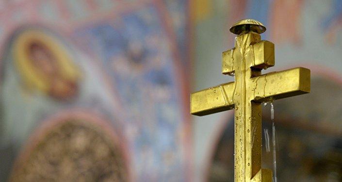 Церковный крест