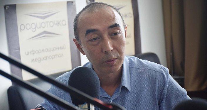 Бекжан Ыдырысов