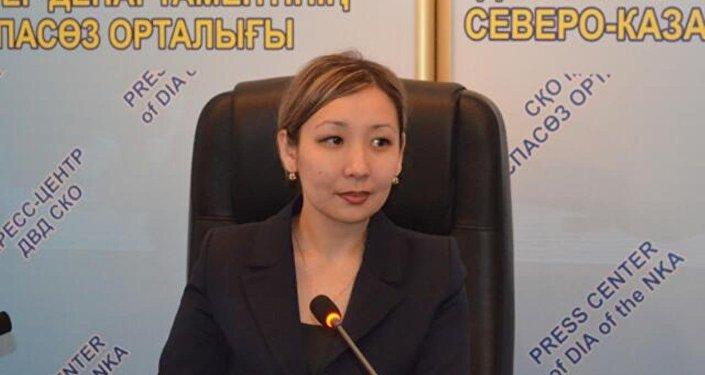 Динара Сагандыкова