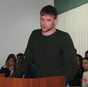 Игорь Нанаевтың досы