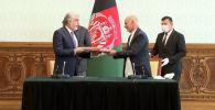Конец двоевластия: Гани и Абдулла подписали соглашение о разделе власти в Афганистане