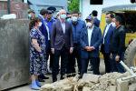 Түркістан облысында 300-ден астам үй салына бастады