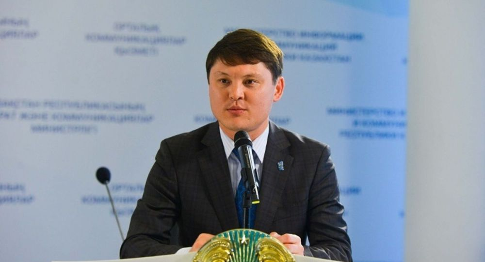 Директор СЦК Руслан Алишев