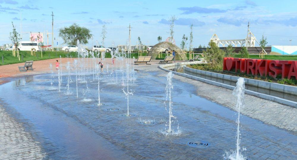 Түркістан облысы
