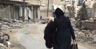 В сирийские города возвращается мирная жизнь
