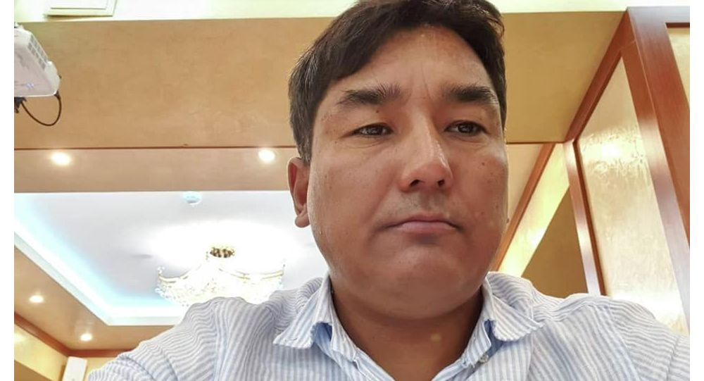 Глава национальной ассоциации овцеводов Казахстана Shopan-ata Алмасбек Садырбаев