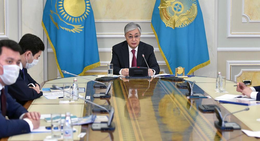 Третье заседание национального совета общественного доверия состоялось под председательством Касым-Жомарта Токаева