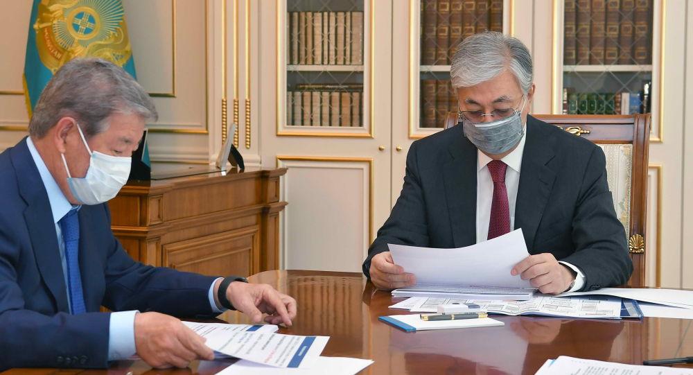 Токаев, Есимов и Бозумбаев