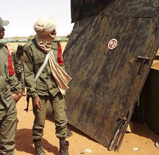 Теракт в Мали
