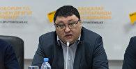 Президент Общественного фонда  Республика-Регион-Развитие Галым Байтук