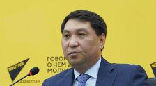 Председатель правления АО Казпочта Сакен Сарсенов