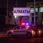 В Алматы сняли блокпосты