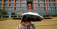 Alibaba: теперь и аутлет элитных товаров