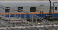Железнодорожный вокзал Алматы возобновил работу после снятия блокпостов