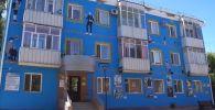 Дом с картинками в Нур-Султане