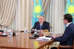 Нұрсұлтан Назарбаев Самұрық-Қазына ұлттық әл-ауқат қорын басқару жөніндегі кеңестің отырысын өткізді