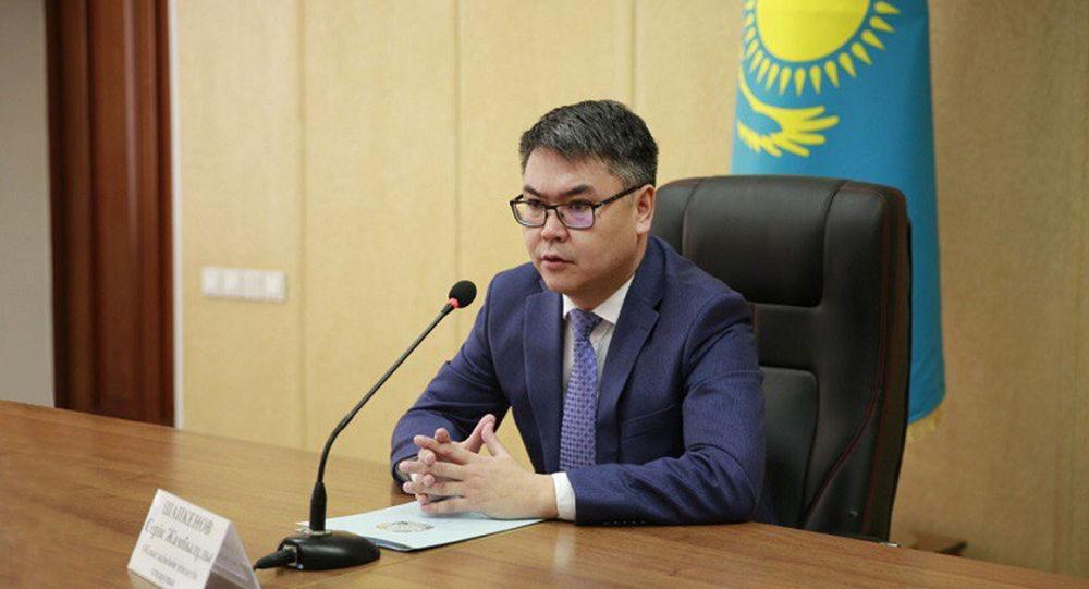 Еңбек және халықты әлеуметтік қорғау министрі Серік Шәпкенов