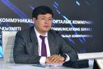 Заместитель председателя правления ОЮЛ Ассоциация экологических организаций Казахстана Елдос Абаканов