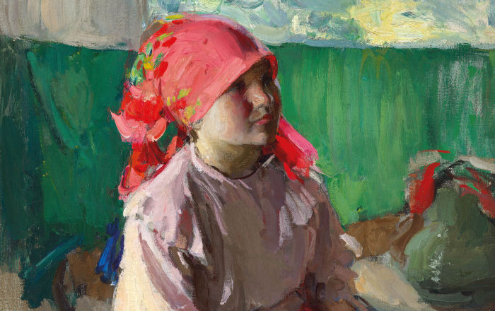 Аукцион русского искусства Christie's впервые пройдет онлайн в июле этого года