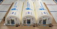 Первая мобильная ПЦР-лаборатория появилась в Казахстане