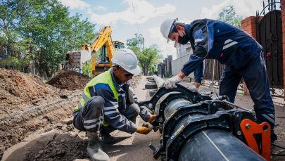 Проведение газораспределительных сетей в Нур-Султане