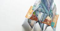 Финансовая пирамида, иллюстративное фото