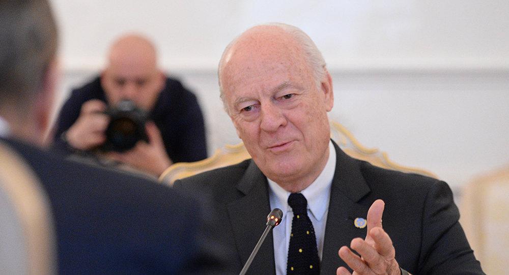 Определена дата очередного раунда женевских переговоров поСирии