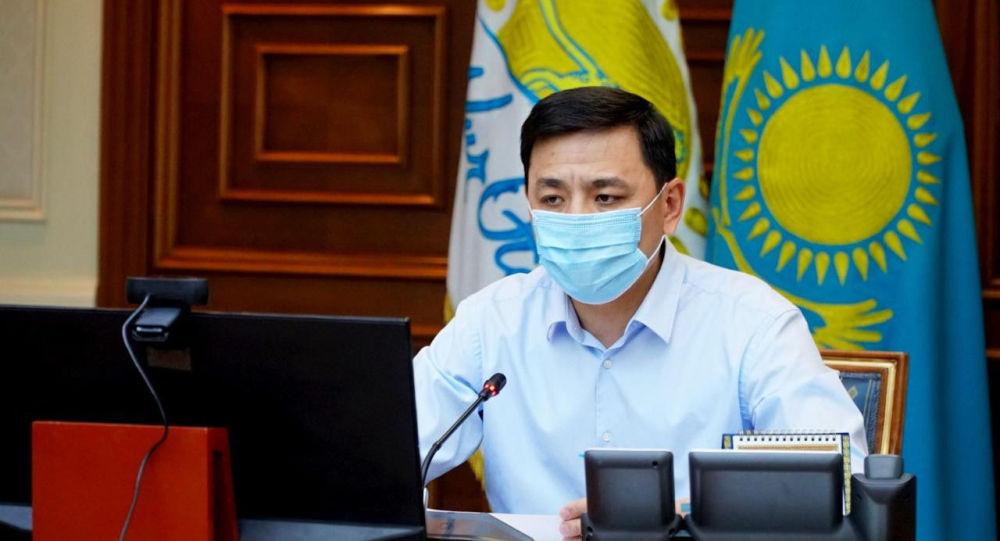 Астана әкімі Алтай Көлгінов