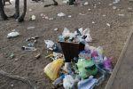 Горы мусора в Боровом