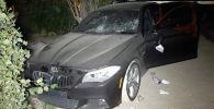 Найден автомобиль БМВ, на котором был совершен наезд на двух человек