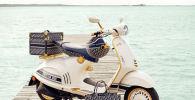 Dior и Vespa представили коллаборацию