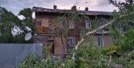 Шығыс Қазақстан облысындағы дауыл