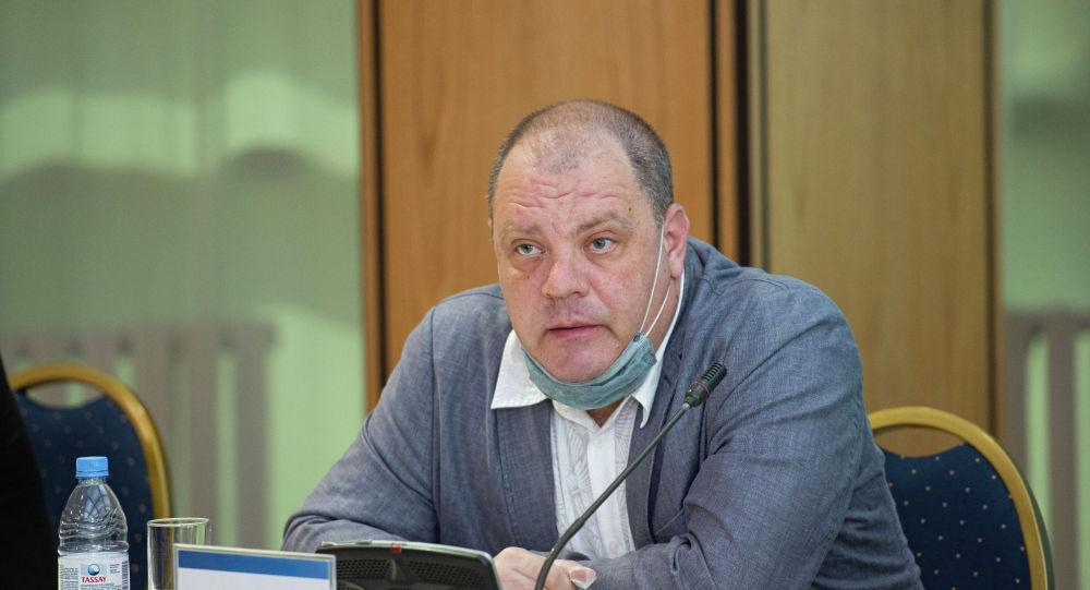 Политолог Эдуард Полетаев
