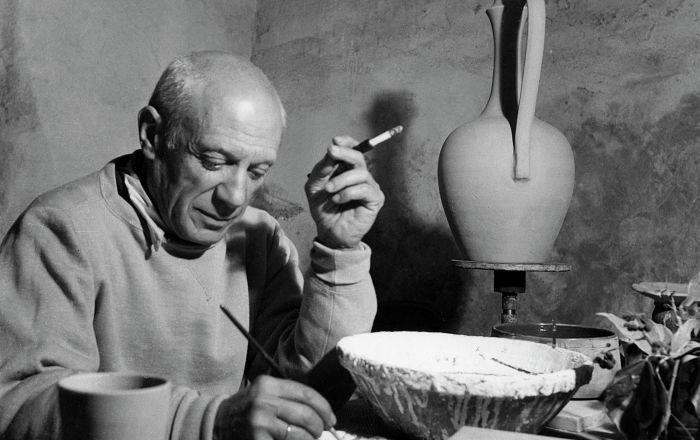 Десятки личных предметов и рисунков Пабло Пикассо проданы на аукционе