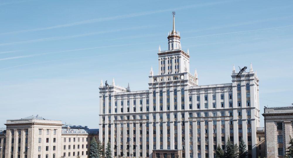 Южно-Уральский государственный университет, архивное фото
