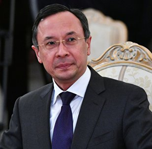 СІМ басшысы Қайрат Әбдірахманов