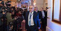 Глава департамента Ближнего Востока и Северной Африки МИД РФ Сергей Вершинин