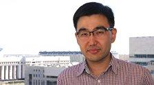 Казахстанский эксперт в области международных отношений Алкей Маргуланулы