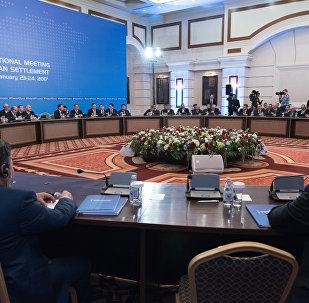 Астанадағы сирияаралық келіссөздер