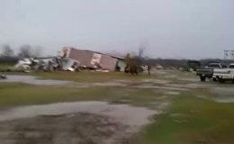 АҚШ-тың оңтүстік шығысындағы торнадо 18 адамның өмірін қиды