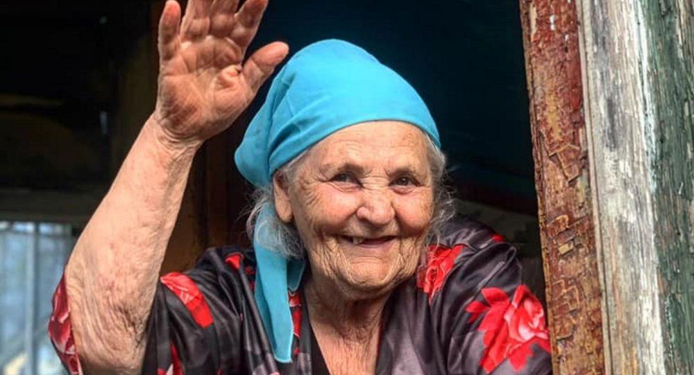 Столичная пенсионерка Любовь Анисимова