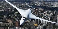 Ту-160 стратегиялық бомбалаушы-зымырантасығышы